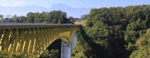 キムタク 日産 リーフCM 2020 ロケ地 黄色い橋の場所 どこ 行き方