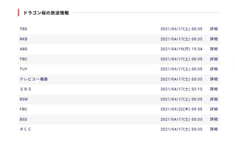 ドラゴン桜再放送は大阪で放送予定ある?地上波で見られないときはどうする?